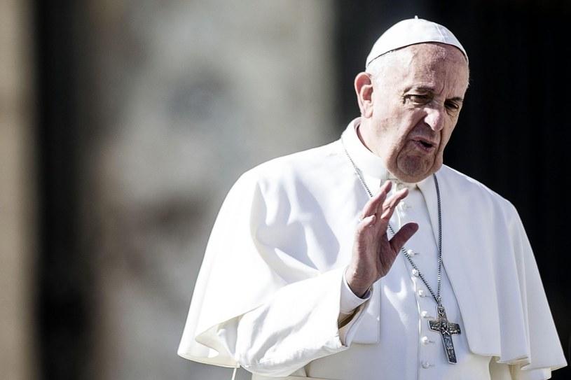 Papież apeluje o zniesienie kary śmierci /PAP/EPA