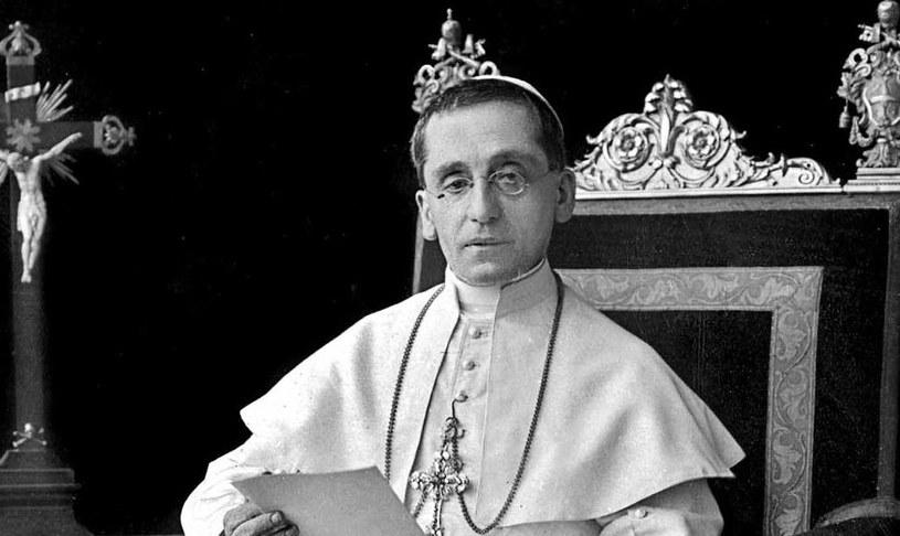 Papież Benedykt XV /domena publiczna