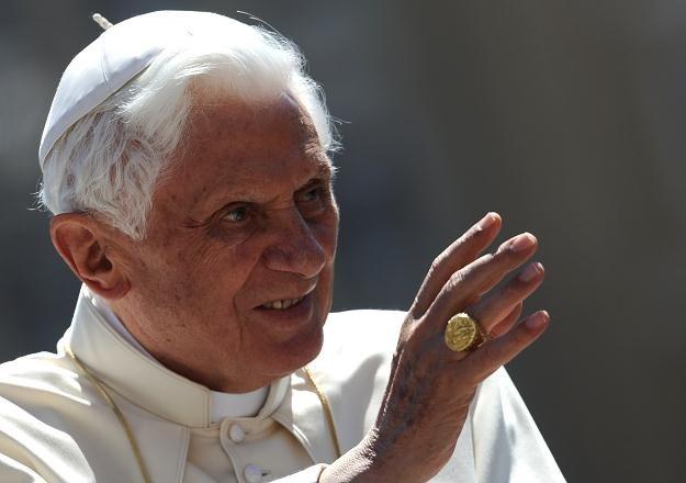 Papież Benedykt XVI /Przewodnik Katolicki