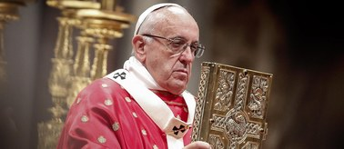 Papież: Być chrześcijaninem to nie znaczy przyłączyć się do pewnej doktryny