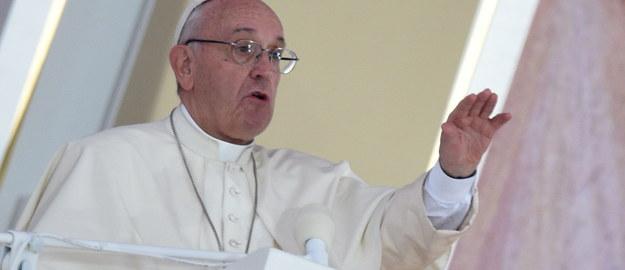 Papież do młodych: Kościół na was patrzy i chce się od was uczyć