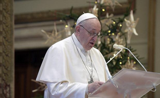 Papież Franciszek: Bardziej niż kiedykolwiek potrzebujemy braterstwa