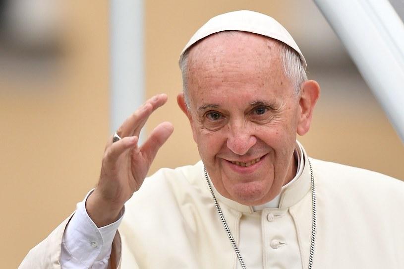 Papież Franciszek, fot. Mateusz Jagielski /East News