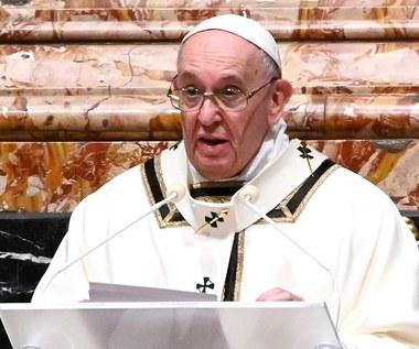 Papież Franciszek: Gesty miłości zmieniają historię - także te małe, codzienne