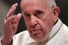 Papież Franciszek: Jesteśmy u kresu, nie możemy dłużej czekać