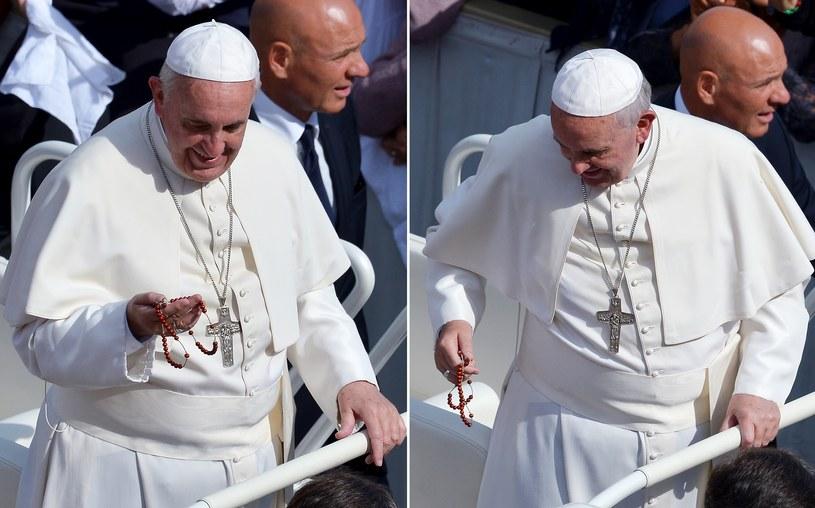Papież Franciszek lubił gotować; robił znakomitą paellę /AFP