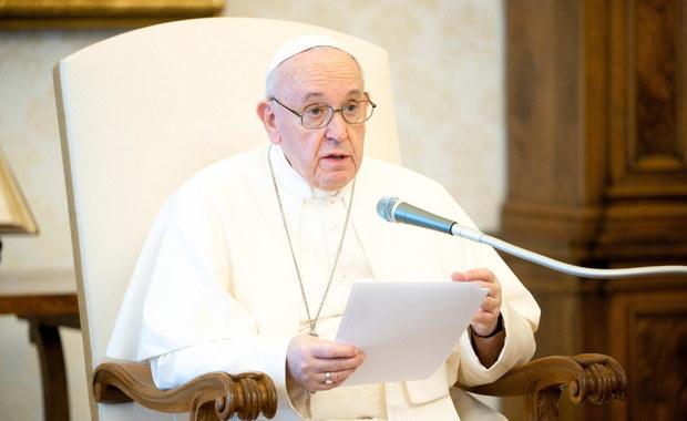 Papież Franciszek: Nasza planeta jest łupiona, dręczona przez żądzę zysku