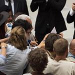 Papież Franciszek: Natura udzieli nam straszliwej lekcji