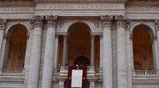 Papież Franciszek objął bazylikę św. Jana na Lateranie