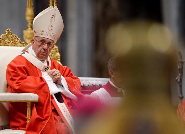 Papież Franciszek odwiedzi nie tylko Boliwię, ale także Ekwador i Paragwaj /FILIPPO MONTEFORTE /AFP