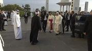 Papież Franciszek odwiedził Wielki Meczet Szejka Zajida w Abu Zabi