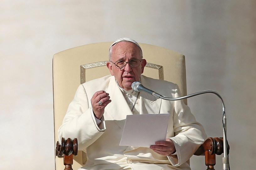 Papież Franciszek odwołał audiencje /AFP