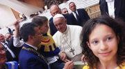 Papież Franciszek otrzymał Order Uśmiechu