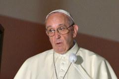 Papież Franciszek pozdrowił wiernych z okna papieskiego