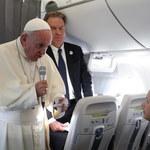 Papież Franciszek przesłał telegram do prezydenta Andrzeja Dudy