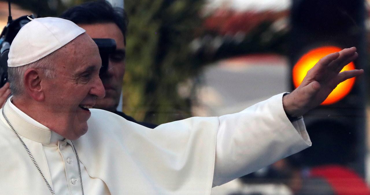 Papież Franciszek przybył do Panamy