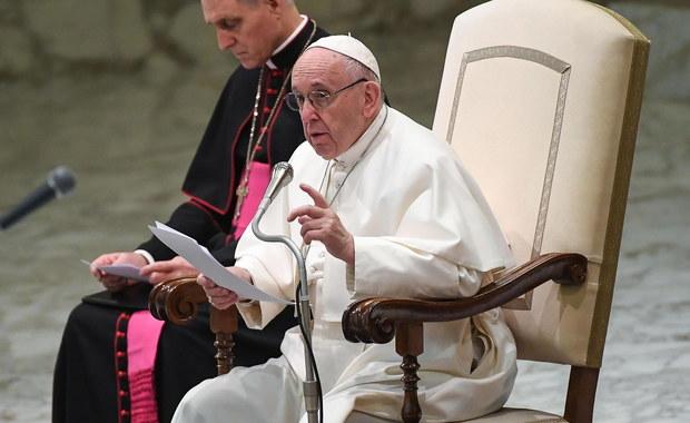 Papież Franciszek: Także Jezus był uchodźcą