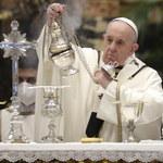 Papież Franciszek: W krzyżu nie ma dwuznaczności, nie podlega negocjacjom