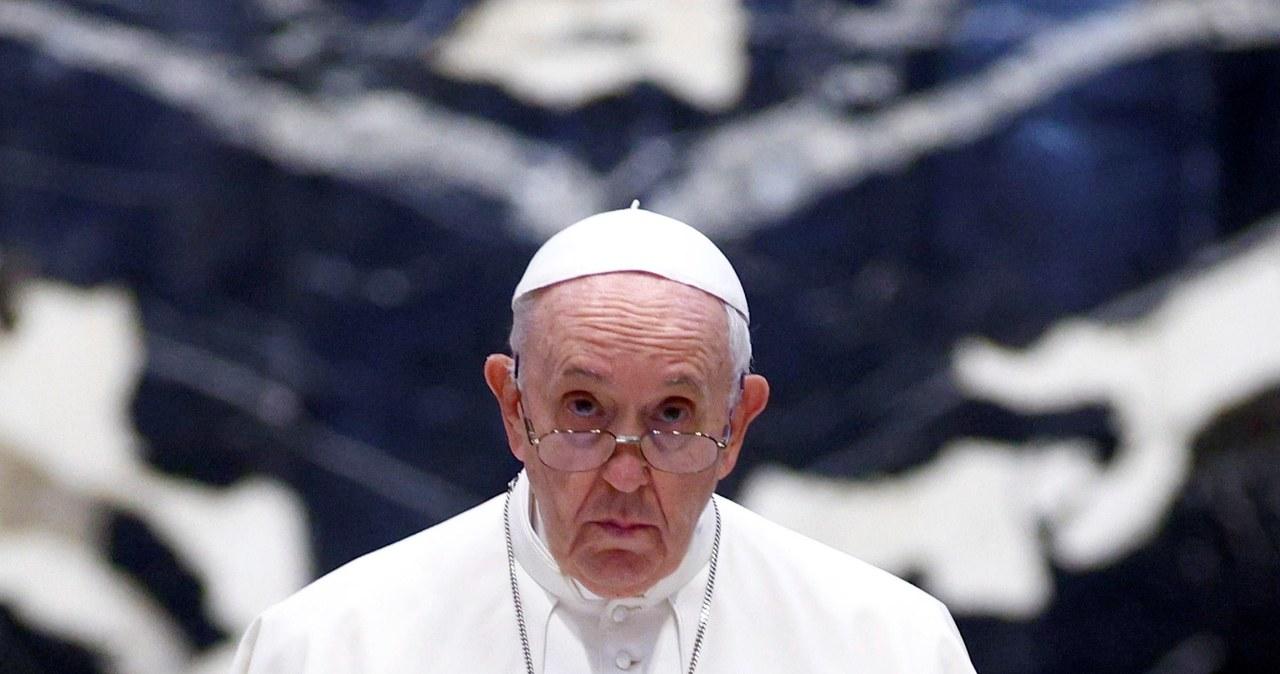 Papież Franciszek w szpitalu. Przejdzie zabieg chirurgiczny