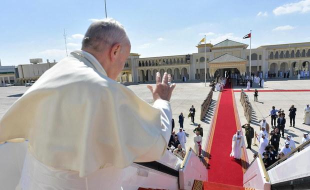 Papież Franciszek: Watykan jest gotów mediować ws. Wenezueli
