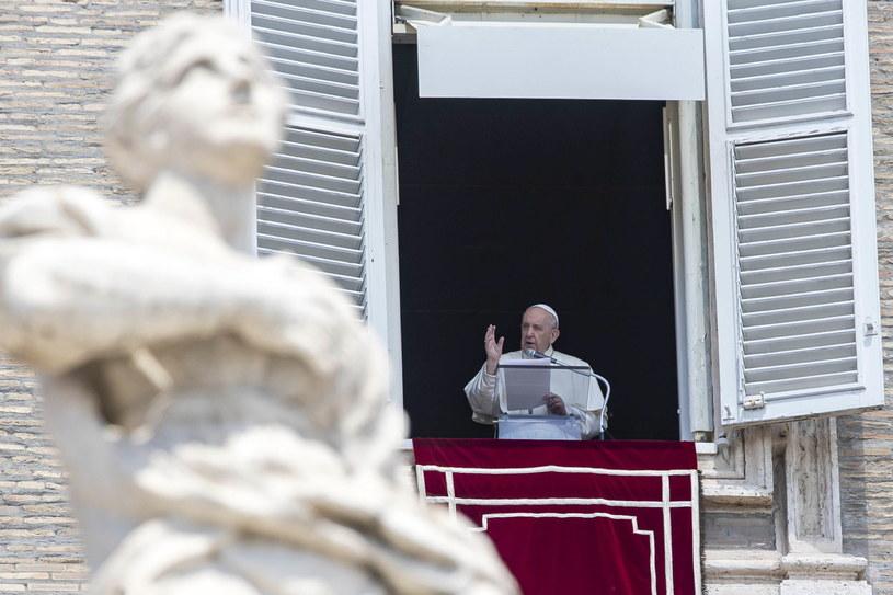 Papież Franciszek zaapelował ws. starć w Jerozolimie /PAP