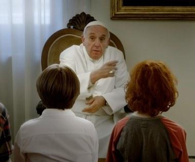 Papież Franciszek zagrał w filmie. Zobacz zwiastun!