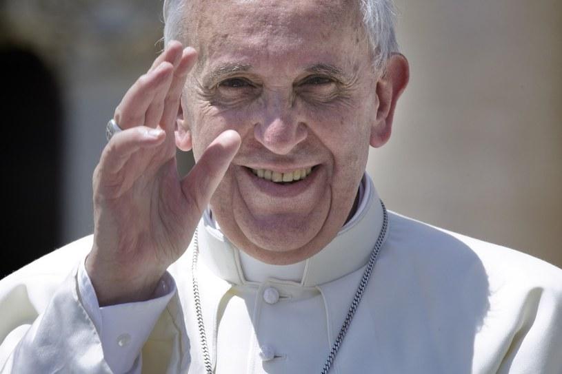 Papież Franciszek /Donatella Giagnori  /Reporter