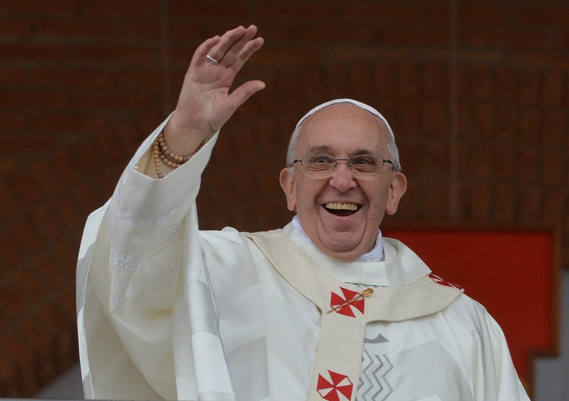 Papież Franciszek /PAP