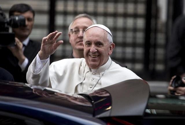 Papież Franciszek /MASSIMO PERCOSSI /PAP/EPA
