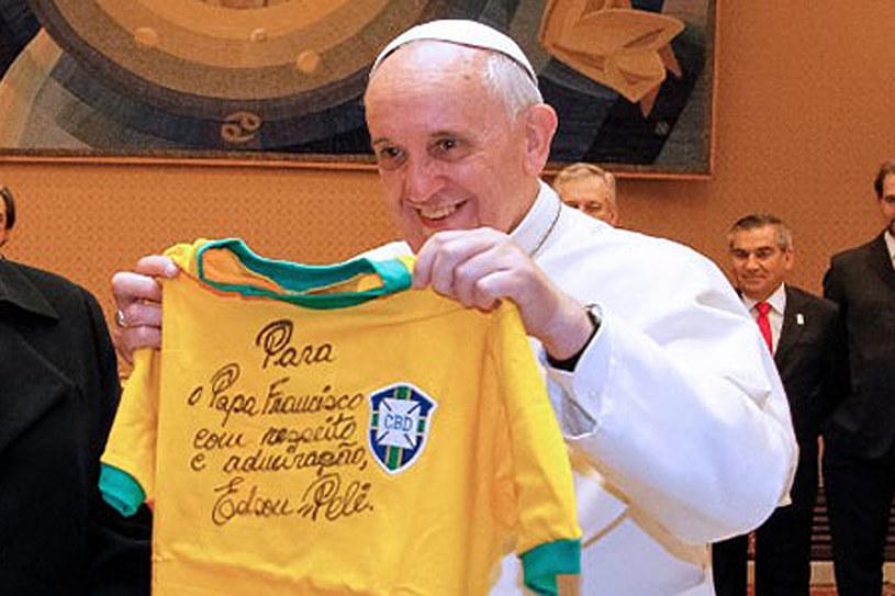 Papież Franciszek /Getty Images