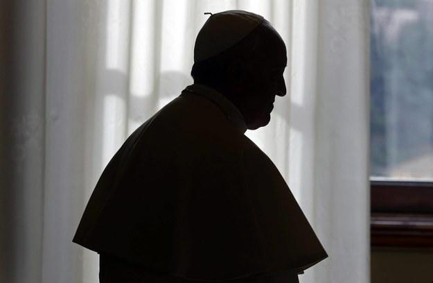 Papież Franciszek /MAX ROSSI/POOL /PAP/EPA