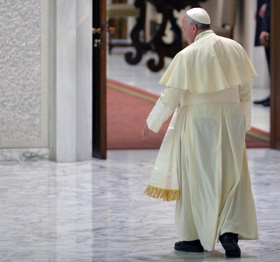 Papież Franciszek /MAURIZIO BRAMBATTI /PAP/EPA