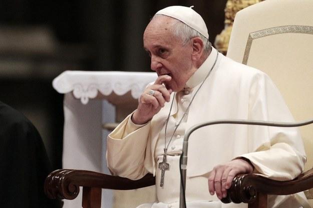 Papież Franciszek /PAP/EPA/Riccardo Antimiani /PAP/EPA