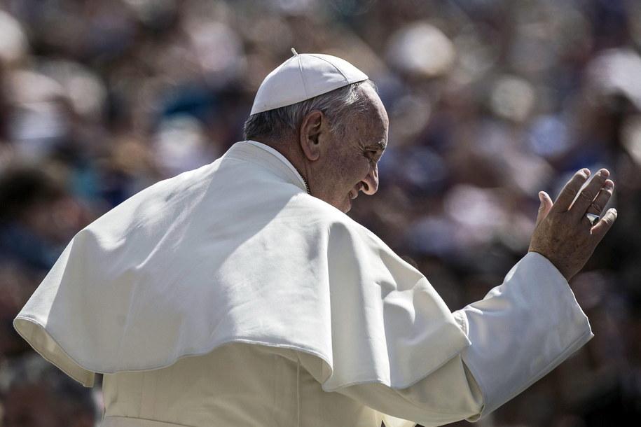 Papież Franciszek //ANGELO CARCONI /PAP/EPA