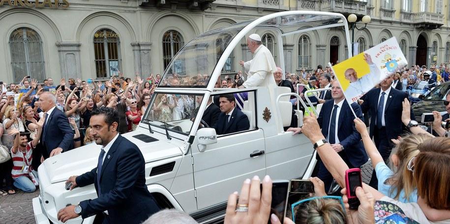 Papież Franciszek /DI MARCO  /PAP/EPA