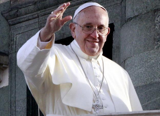 Papież Franciszek /AP/FOTOLINK /East News