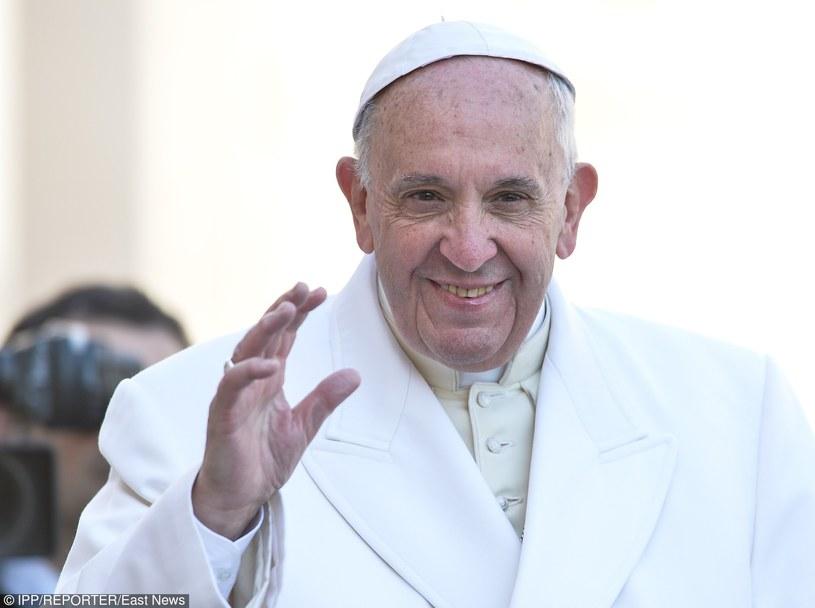 Papież Franciszek /Silvia Loré / ITALYPHOTOPRESS /Reporter
