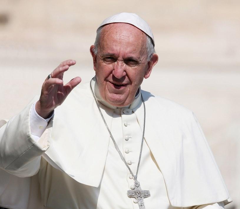 Papież Franciszek /fot. Grzegorz Gałązka /East News