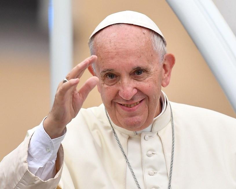 Papież Franciszek /Mateusz Jagielski /East News