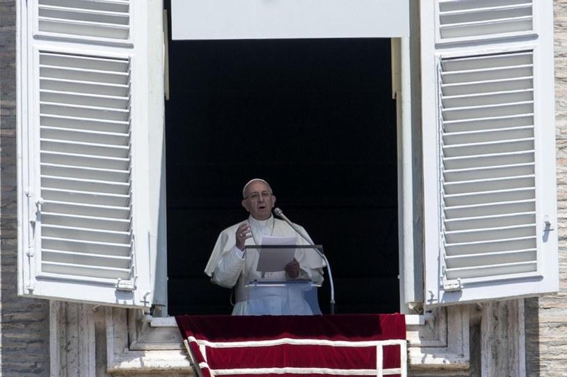Papież Franciszek /MASSIMO PERCOSSI (PAP/EPA) /PAP/EPA