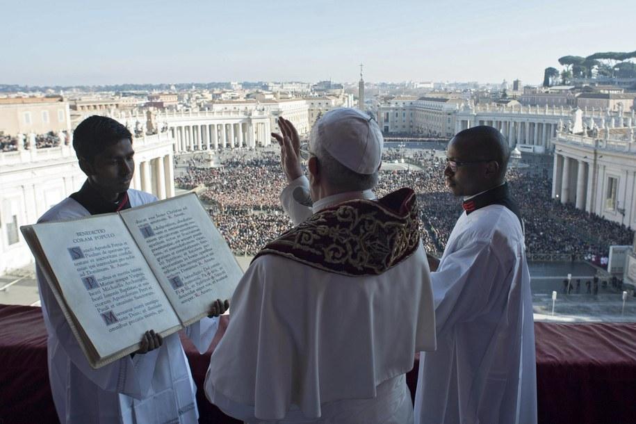 Papież Franciszek /L'OSSERVATORE ROMANO / HANDOUT /PAP/EPA