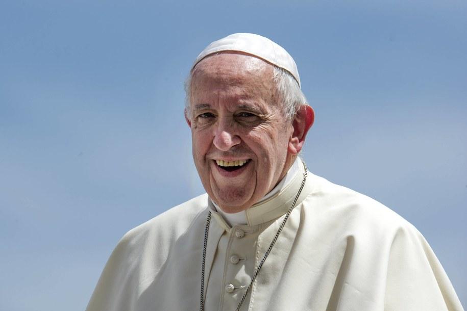 Papież Franciszek / Pierpaolo Scavuzzo /PAP/Photoshot