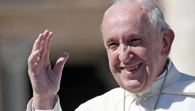 Papież Franciszek /Maria Laura Antonelli /PAP/EPA