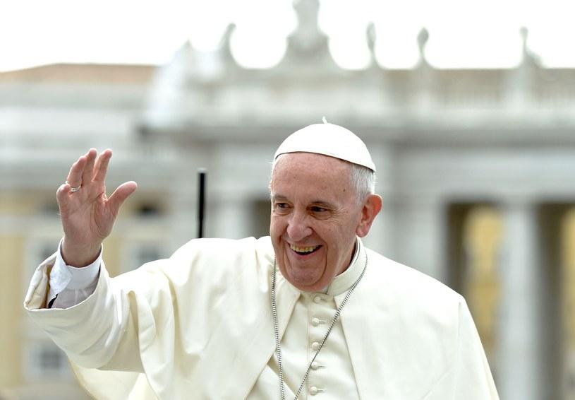 Papież Franciszek /ANDREAS SOLARO / AFP /East News
