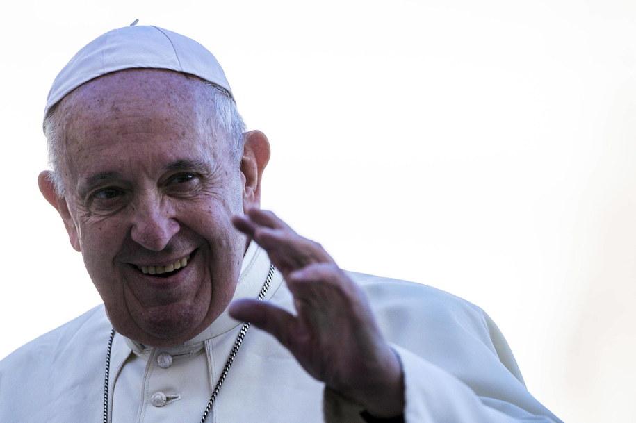 Papież Franciszek / ANGELO CARCONI/ ANSA /PAP/EPA
