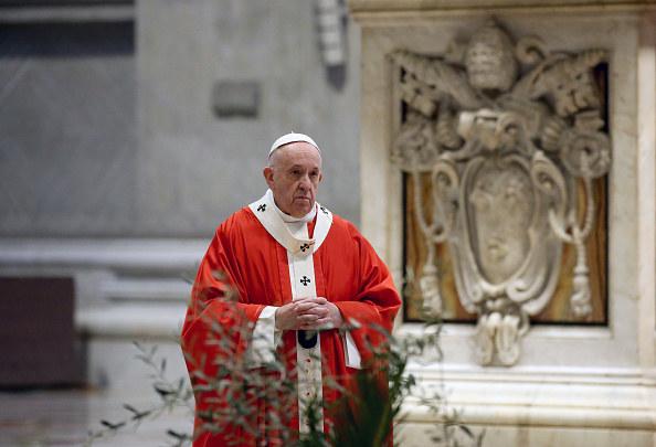 Papież Franciszek /Grzegorz Galazka /Getty Images