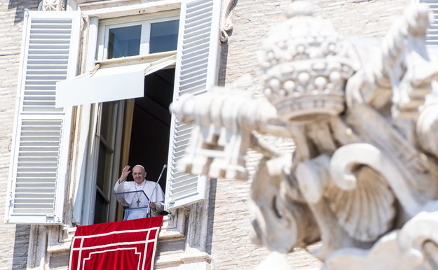 Papież Franciszek /CLAUDIO PERI /PAP