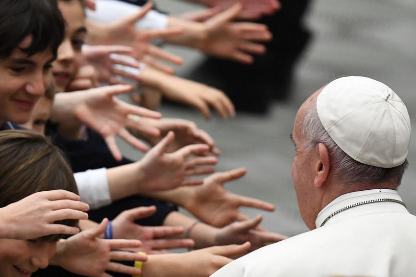 Papież Franciszek /VINCENZO PINTO/AFP /AFP