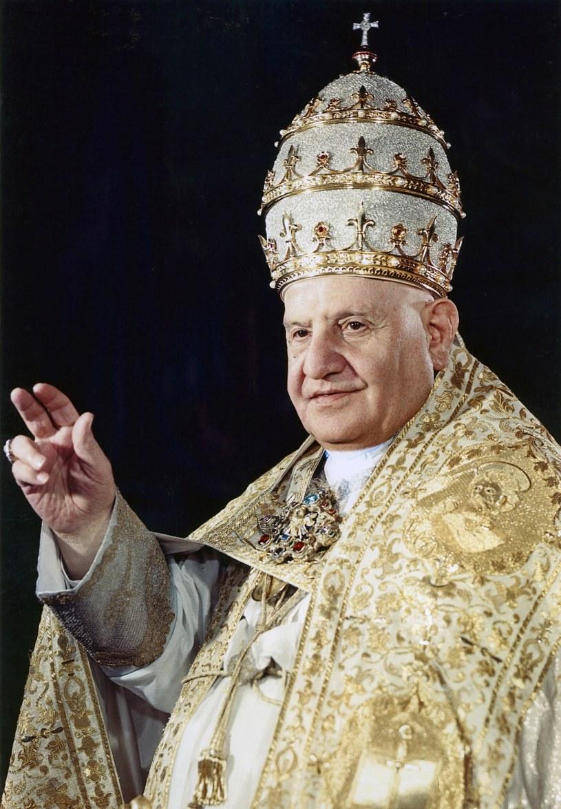 Papież Jan XXIII /Laski Diffusion /East News