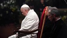 Papież na Drodze Krzyżowej: Nasz wzrok jest pełen wstydu, skruchy i nadziei